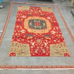 rug without border